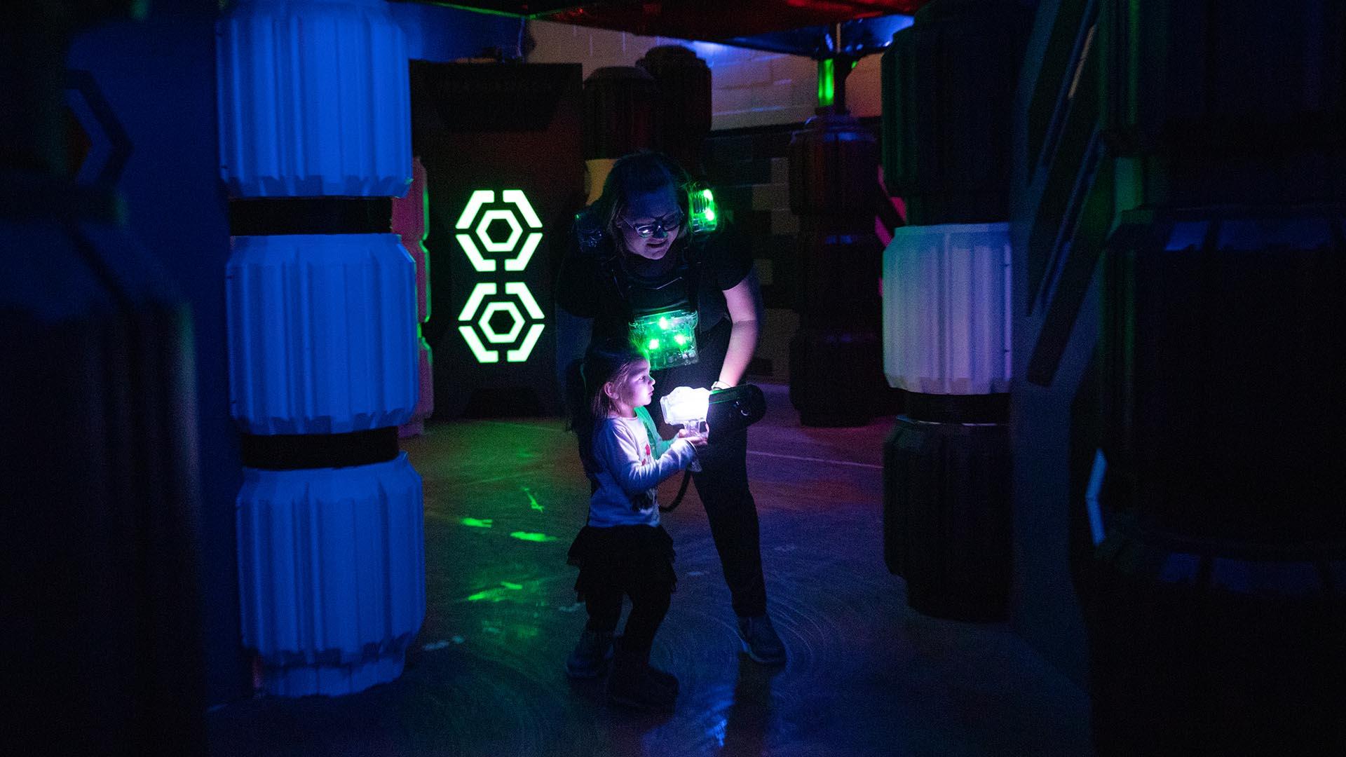 play laser tag at greatplay